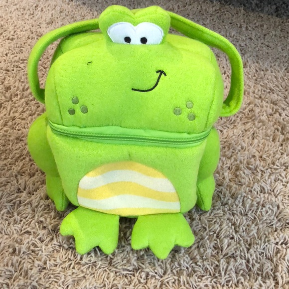 ❤️Stephen Joseph Frog Toiletry Bag